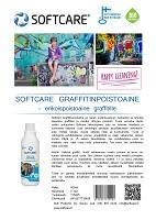 Graffitin poistoaine 500 ml