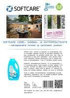 Home- sammal ja kattopesutiiviste 2 L