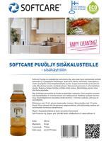 Softcare Puuöljy sisäkaluste thumbnail