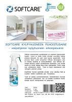 Kylpyhuoneen puhdistusaine
