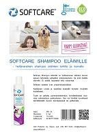 Softcare Shampoo eläimille 250 ml