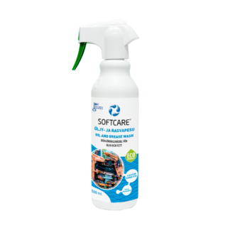 Softcare Oil and grease wash 500